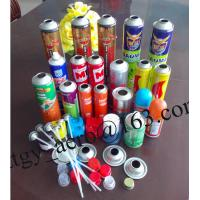 China 45/52/57/65mm DOT2P 2Q empty aerosol spray can air freshener can insecticide can wholesale