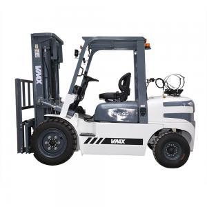 China CPQYD40 LPG Forklift 4 Ton Capacity 1070mm Fork Length 130mm Fork Width wholesale