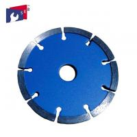 China Segmented Style Tuck Point Diamond Blades For Mortar Remobal Concrete wholesale