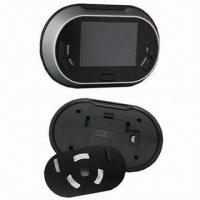 China Door Viewers with Automatically Take Photo Function, CE/FCC Mark wholesale