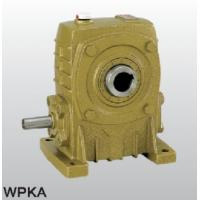 China Output speed 14-300 RPM single WP series - WPKS worm reducer wholesale