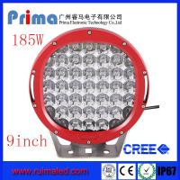 China Prima 9inch 96W 111W 160W 185W Led Work Light, led driving light, led jeep headlight wholesale