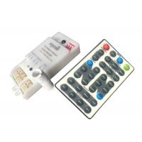 China Microwave motion sensor switch RF wireless cluster control with remote control wholesale