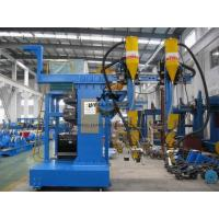 China Cantilever H Beam Welding Machine / Submerged ARC Welding Machine on sale