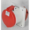 China IP44 Protection Grade Industrial Power Socket / 32 Amp Industrial Socket wholesale
