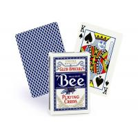 China Flexible Bee No. 92 Marked Playing Cards For Gambling Cheating / Magic Show wholesale