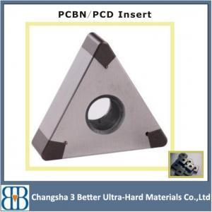 China China wholesale high quality 3B PCD/PCBN inserts wholesale