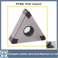 Buy cheap Hunan factory CBN insert, Diamond cutter, PCD cutting tools from wholesalers