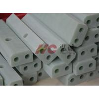 Buy cheap DIN 5510 Certified Fibreglass Epoxy Laminated Sheets / G10 Plastic Sheet from wholesalers