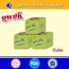 China Qwok 4g*25*80 halal onion taste bouillon cube stock cube wholesale