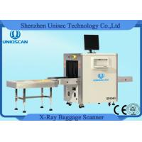 China Multi Energy Medium 600*400 mm X Ray Baggage Scanner With 40AWG Wire Resolution wholesale