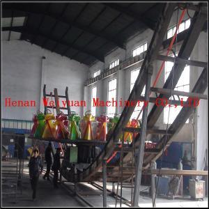 China Fairground Amusement Equipement Divine UFO Park Rides Flying Disc wholesale