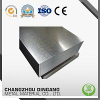 China Galvalume Steel plate 55%Al,43.5%Zn,1.5%Si  For Electromechanical wholesale