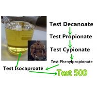 Testosterone Blend Hy Brids Mix Yellow Injectable Anabolic Steroids Oils Test
