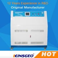 China 304 Stainless Steel Uv Aging Test Chamber With Pid Ssr Control 1 Phase 220v 50hz wholesale