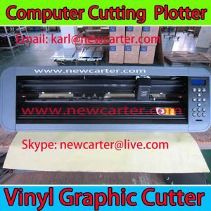 China Desktop Vinyl Sign Cutter Creation Pcut CS630 Cutting Plotter Contour Cutting Plotter 24'' wholesale
