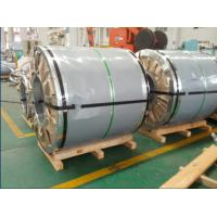 China 430 / 1.4016 Cold Rolled Stainless Steel Strip Coil With Wooden Case / Pallet wholesale