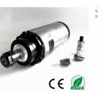China 24000rpm Industry CNC Milling Spindle , 2D/3DEngraving High Frequency Motors wholesale