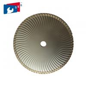 China Durable 115 Mm Diamond Saw Tools , Circular Cutting Disc Strengthen Turbo wholesale