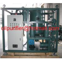 China Ultra-High Voltage Insulating Oil Filter Machine,Transformer Oil Treatment Plant, Mutual Inductor Oil Purifier wholesale