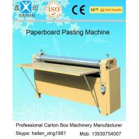China BJ Series Of Gum Mounting Machine Automatic Carton Stapler For Corrugated Paperboad wholesale