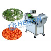 100-200kg/h Multi-functional cutting machine/Small Food Machine Manufactures