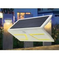 China High Lumen Integrated Outdoor Solar Motion Detector Lights 21*11.6*8cm wholesale