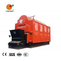China Coal Fired Chain Grate Stoker Boiler 184-194 ℃ Steam Temperature Customized wholesale