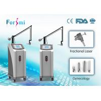 China Forimi Fractional Co2 fractional Laser vaginal tightening & acne scar removal machines on sale