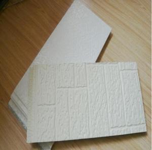 China Building Heat Insulation Panels Sandwich Panel Fire Proof Polyurethane Foam wholesale