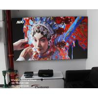 China 100 inch PET Crystal UST ALR Projector Screen for Xiaomi Mijia Ultra Short Throw Full HD 4K Projector on sale