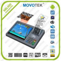 China Movotek windows android pos terminal with Bar code Reader,3G, RFID and Thermal Printer on sale