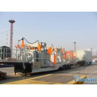 China Prefabricated 132KV  Semi-trailer Vehicle-mounted Mobile Substation wholesale