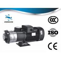 China 2-6 Stage Horizontal Multistage High Pressure Centrifugal Pump For Reverse Osmosis System wholesale