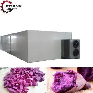 China Commercial Customized Hot Air Dryer Machine Purple Potato Drying Machine wholesale