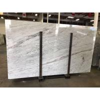 China Colonial White Luxury Granite And Quartzsite Stone Slab For Book Matched Background wholesale