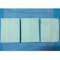 China High Absorbent SAP Disposable Bed Pads , Disposable Under Pad With Strip Sticker wholesale