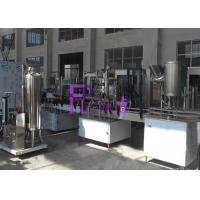 China PET Bottle Soft Drink Processing Line wholesale