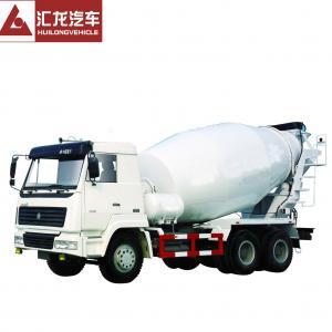 Buy cheap High Performance HOWO Volumetric Concrete Mixer Truck 6*4 6 CBM Long Life from wholesalers