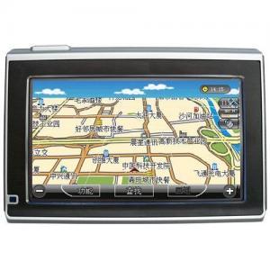 "China Car gps navigation system,4.3"" Screen Car GPS Navigator wholesale"