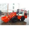 800kg Mini Front End Shovel Loader Manufactures