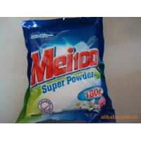 China plastic bags package high foam bright laundry washing powder detergent wholesale