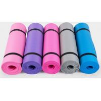 China Hot Sale Durable PVC Yoga Mat / Picnic Mat /Non Slip Mat With Extra Long Size , Water Resistant , Best For Yoga Beginner wholesale