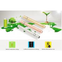 VB battery 4 different temperature setting 350mAh adjustable voltage oil vaporizer battery with prehead function