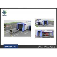Buy cheap Fast - Moving Vehicle X - Ray Scanner For Security / Industrial Inspection from wholesalers