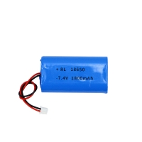 China 7.4V 1800mAh 18650 Battery Pack For Electronic Digital Product wholesale