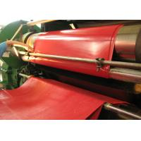 China High Elasticity Industrial Rubber Sheet For PVC Vacuum Laminating Press wholesale