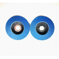 China 5 inch Stainless Steel VSM Zirconium Oxide Flap Disc wholesale