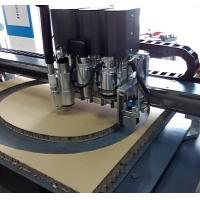 China Honeycomb sign making cutting plotting table production machine wholesale