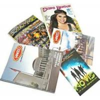 China Catalogue / Paper Booklet / Cardbroad Full Color Magazine Printing , Uv Glittering Printing wholesale